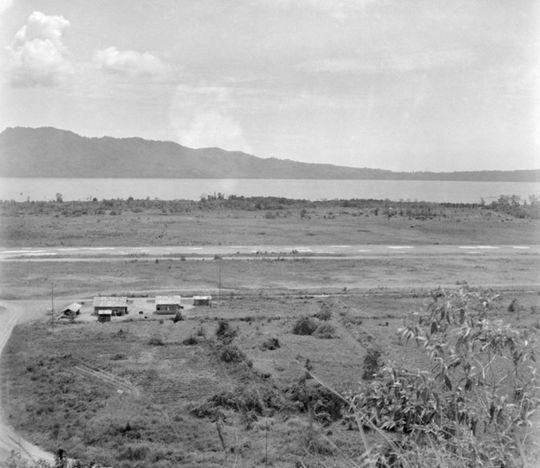 Geallieerde bombardementen op Ambon-stad