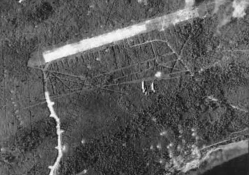 41e Divisie verovert vliegveld Borokoe